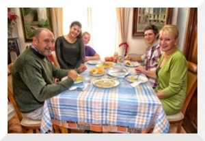 Accommodation in a Spanish family