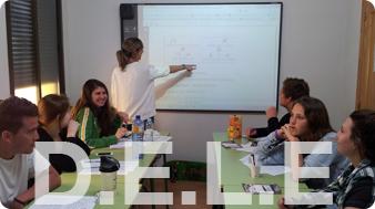 Curso de preparación DELE en Salamanca