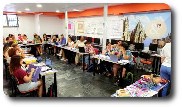Corso di metodologia per docenti di Spagnolo come Lingua Straniera (ELE) a Salamanca