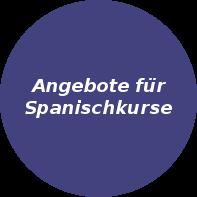 Angebote für Spanischkurse