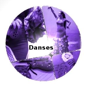Activités de danse